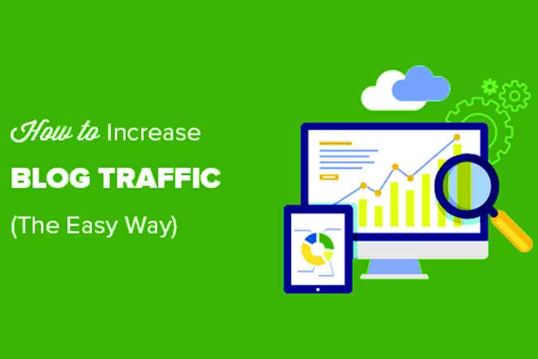 নতুন ওয়েবসাইটে কিভাবে ট্রাফিক বাড়ায় How to Increase Traffic on New BLOG