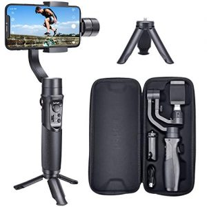 Hohem iSteady Mobile Plus, 3-Axis Handheld Gimbal Stabilizer
