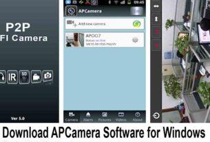 Download APCamera Software for Windows