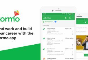 Download Kormo App - Build a CV, Find Jobs & Grow Your Career