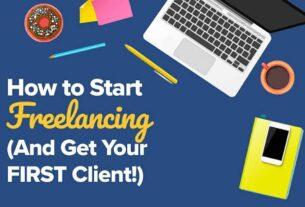 How to Start Freelancing Career in Bangla