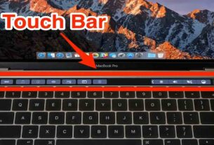 Macbook Pro Touch Bar: Thing's You Need To Know