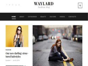 Waylard WordPress Theme