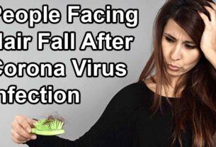 People Facing Hair Fall After Corona Virus Infection