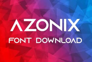 Azonix Font Download For Free