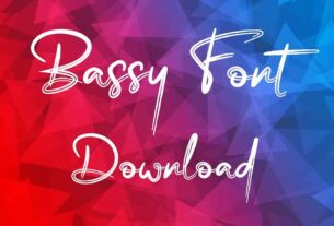 Bassy Font Download For Free